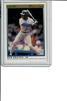 Ken Griffey, Jr. 1991 OPeeChee Premier,  NM condition