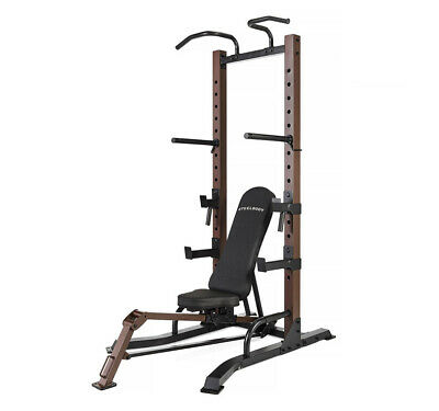 SteelBody by Marcy Power Tower, Rack & Fold Up STB-98502