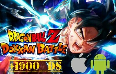 Compte Dokkan Battle +1900 DS  ANDROID/ IOS  GLOBAL