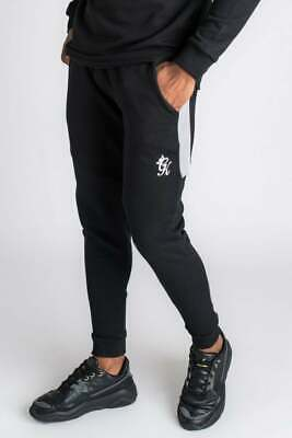 Mens Branded Tapout Tapered Soft Fleece Core Joggers Bottoms Sweatpants S-XXL