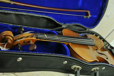 Skylark Brand Full Size Violin MV 005 Four Strings In Hard Case Student Beginner