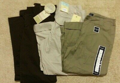 Sonoma Life Style Cargo capris Casual Pants and Boot Cut petite pants SZ10 NEW