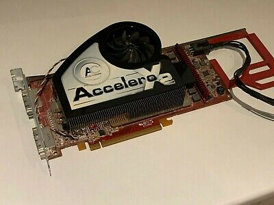 NEW Mac Pro ATI Radeon x1900 XT 512MB PCIe Video Card