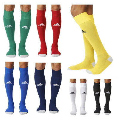 adidas Milano 16 Football Socks Hockey Sports Mens Kids