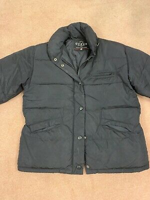 2X-Large Guess  Women/'s Winter Coat Jacket 221MW340 Black