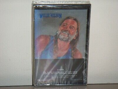 (Sealed) Willie Nelson All Time Greatest Hits Volume 1 Cassette Tape New