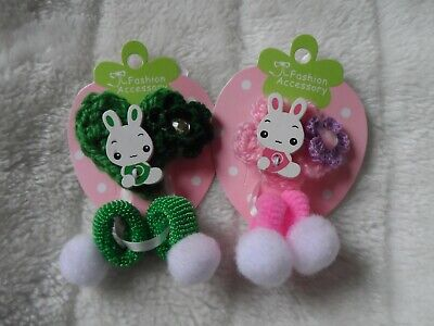 girls/baby hair clips,slides,hairbands hair elactic,bobbles,bows summer easter