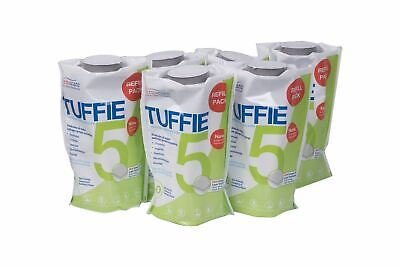 Vernacare Tuffie 5 Flexican, Pack of 150 Wipes x 6