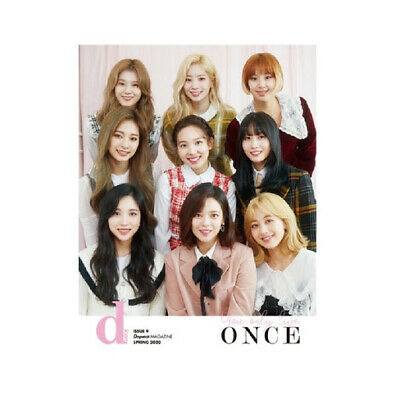 D-icon vol.07 TWICE You only live ONCE