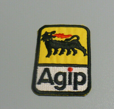 Patch-Toppa - Agip