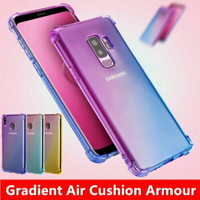 Case For Samsung Galaxy A10 A40 A50 A70 A20e Shockproof Silicone Hybrid Cover