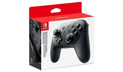 Official Nintendo Switch Pro Controller Black !!