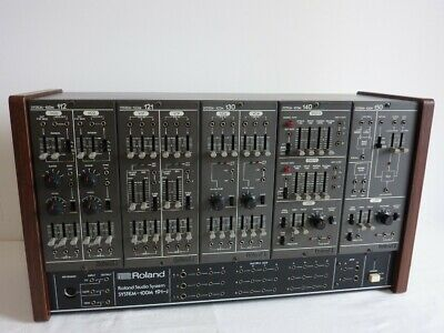 Roland System 100m modular synth in superb condition