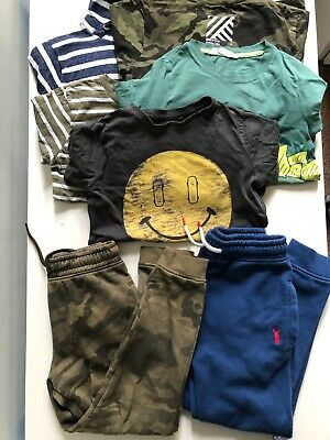 Boys Bundle Next, H&M, Zara Joggers/Tops Age 7 Years