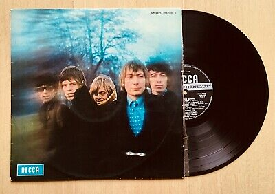 THE ROLLING STONES - Between The Buttons (FR 1967) BIEM 33 t vinyle ROCK