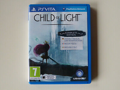 Child Of Light -- Complete Edition Sony PlayStation PSVita Spiel