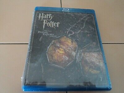 Harry Potter and the Deathly Hallows: Part 1 Year 7 Part 1 Blu-ray 2-Disc New!!!