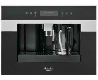 Hotpoint CM9945HA Machine pour le Café Encastrable 1350 Watt Minuteur 1.8 L