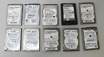 "Misc Brand (Lot Of 10) 500Gb Sata 2.5"" Laptop Hard Drive"