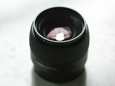 Hasselblad HC 80mm f/2.8 Lens for H System & Fuji GX645
