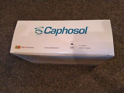 Caphosol mouthwash A and B 30 x 15ml