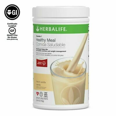 NEW Herbalife FORMULA 1 HEALTHY MEAL SHAKE MIX 750g, 4 flavors