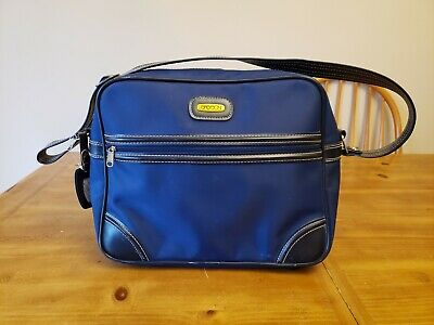 Vintage Sasson Luggage- Carry On -Travel Overnight Bag- Travel Tote