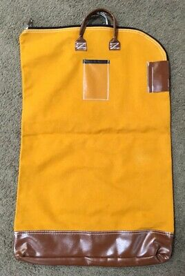"""NEW Large 30"""" Charnstrom Mail Carrier Heavy-Duty Canvas Security Bank Bag #79"""