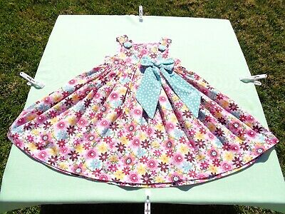 jelly the pug girls dress size 8 sweet peep collection