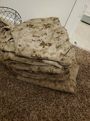 USMC Desert Marpat MCCUU USGI air-soft paintball bulk