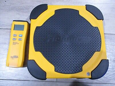 Fieldpiece SRS3 Wireless Refrigerant Digital Scale With Remote & Case