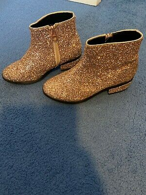 Girls Ted Baker Boots Size 1 (33)