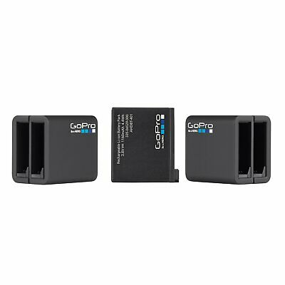 GoPro Dual Battery Charger for HERO4 - Brand New **Free UK Delivery**