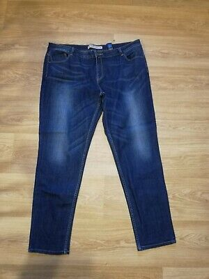 Next Ladies Relaxed Skinny Jeans - Size 20 Long