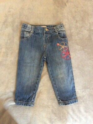 blue zoo girls 2-3 Girls Jeans With Adjustable Waist