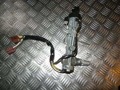 Honda Crv Ignition Key And Barrel Switch Manual And Automatic 1998-2000 Tested