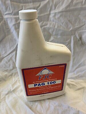 FJC pag 100 Air Conditioning Oil 1 Quart (946ml)