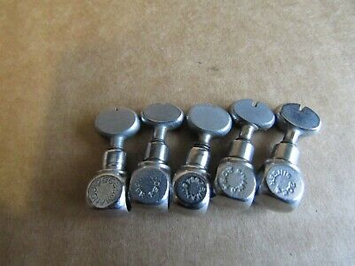 Vintage Singer Sewing Machine-5 Singer Needle Clamps