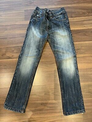 Boys Next/jasper Conran Jeans Bundle Age 6years Skinny/drop Crouch