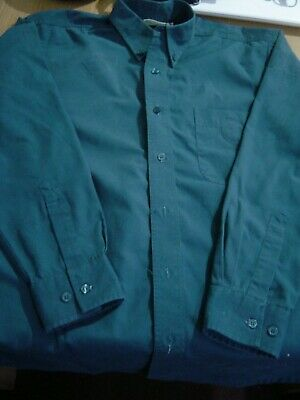 Scouts Shirt, Green Size Small