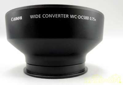CANON Wide-angle Zoom Lens WC-DC58B