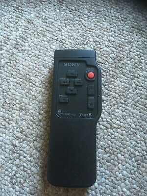 Sony RMT-713 remote controller (used, but great condition)