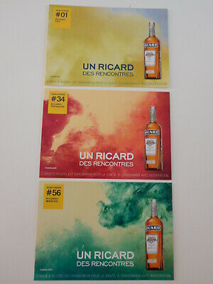 """CARTE POSTALE RICARD OR457 * /"""" LET THE SUNSHINE IN /"""" COLLECTOR"""