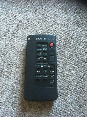 Sony RMT-809 remote controller (used, but great condition)