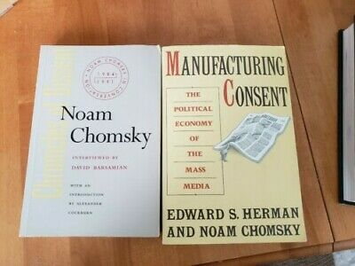 Manufacturing Consent : The Political Economy of the Mass Media by Edward S....