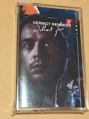Dermot Kennedy - Without Fear - Yellow Cassette - New & Sealed