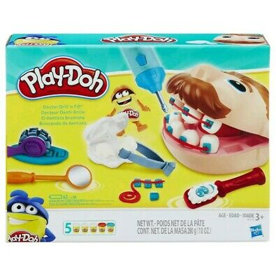Play-Doh Doctor Drill N Fill Play Set - BRAND NEW