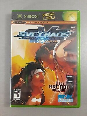 SNK vs. Capcom: SVC Chaos (Tested) Bad Resurface on Disc (Swirls) Asis