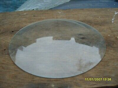 Round Convex Clock Glass Diameter  176mm