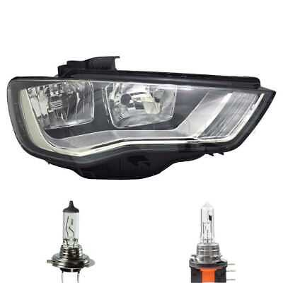 SPORTBACK Headlight Left Hand AD3244914 AUDI A3 2012